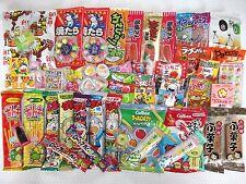 Japanese Dagashi Set japan popular candy okashi snack sweets lots 60pcs