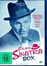 Frank Sinatra Box  - Collector's Edition - DVD mit 3 Filmen  FSK 12