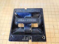 Square D 60 Amp Fuse Holder Pull Out - RANGE