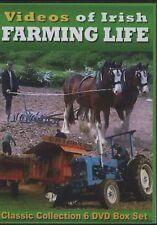 Videos of Irish Farming Life (6 DVD Box Set) Classic Collection Of Irish Farming