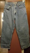 Levi Strauss 569 Men's Size 30x30 Loose Straight Fit Jeans