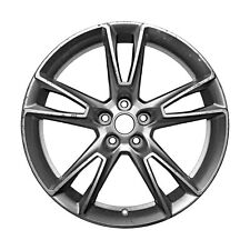 05872 OEM Reconditioned 20x8.5 Front Aluminum Wheel Fits 2019 Chevrolet Camaro