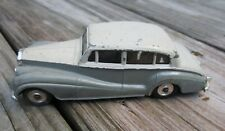 Vintage Dinky Rolls Royce Silver Wraith No. 150