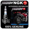 NGK Laser Iridium Spark Plug KAWASAKI ER650 A7F-C9F (ER-6n) 650 06-> [CR9EIA-9]