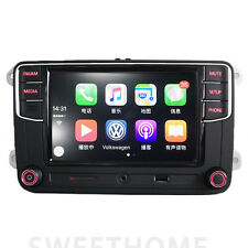 "6.5""Autoradio RCD330 RCD510+Carplay Mirrorlink Bluetooth VW Tiguan Golf Passat"