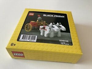 Lego The Chariot 6346106 Black Friday