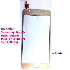 Samsung Galaxy J5 SM-J500fn Gold Touch Screen Digitizer Glass J5 Specs + tools