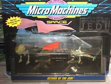 Star Wars RETURN OF THE JEDI MICRO MACHINES COLLECTION #3 AT-ST WALKER JABBA'S