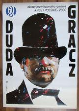 Duda Gracz - Polish Poster - Swierzy