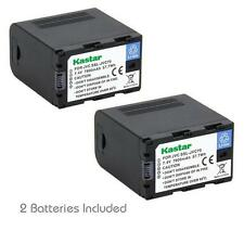 Kastar JVC70 Battery for JVC70 GY-HMQ10 LS300 HM200 HM600 HM600EC HM650