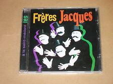 CD / LES FRERES JACQUES / A LA SAINT MEDARD / TRES BON ETAT
