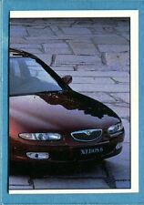 AUTO 2000 - SL - Figurina-Sticker n. 69 - MAZDA XEDOS 6 2.0i V6 24V 2/2 -New