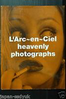 JAPAN L'Arc-en-Ciel heavenly photographs photo book