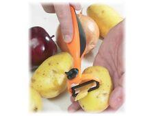 BNIB Ceramic Blade Vegetable Peeler, RRP £20, Ergonomic Grip, by Clifford James