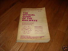 The Official Guide to Railways - May 1970