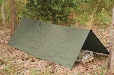 "Snugpak Stasha Shelter OD Green- Measu Knife 61690 Measures 64"" x 96"". Pack size"