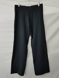 Lululemon Black Stretch Athletic Pants Size M