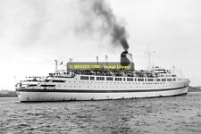 mc1145 - Canadian Pacific Liner - Empress of England , built 1957 - photo 6x4
