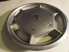 Vintage Pontiac Hubcap Old School OEM Wheel Cover