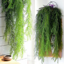 Artificial Plants String Flower Vine Hanging of Pearls Green Fake Succulents