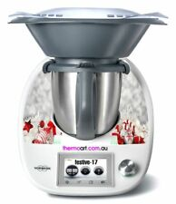 Thermomix TM5 Sticker Decal  (Code: Festive 17)
