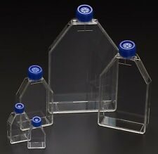 25cm2 TCT Flask, Vent Cap, 200/Case, Sterile, #TC9331E