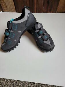 Bontrager Women's EUC Size 7 Race Mountain Bike Shoes MTB Inform Euro 38