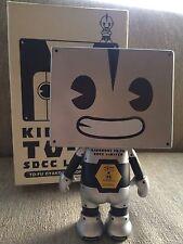 Kidrobot X Devilrobots To-Fu Oyako 2007 Comic Con Exclusive LE200 Tofu