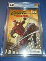 Absolute Carnage vs Deadpool #3 Great Codex Variant CGC 9.8 NM/M Gorgeous Gem