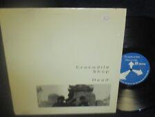 "Head ""Crocodile Shop"" LP in SHRINK"