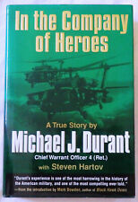 In the Company of Heroes by Michael Durant, Steven Hartov Signed