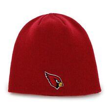 $14 NFL '47 Brand Arizona Cardinals Cuffless Beanie - Cardinal BN