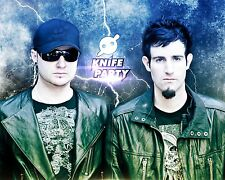 Knife Party Glossy 8x10 Photo 1