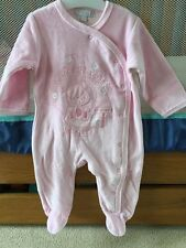 Zip Zap Velour Girls' Babygrows & Playsuits (0-24 Months)