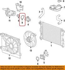 GENUINE GM 55565619 SEAL - Engine Thermostat Housing 1.4L
