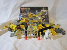 Lego Star Wars Episode I Naboo Fighter (7141)