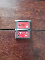Nintendo Gameboy GBA Mother 1 2 3 -EARTHBOUND- English Translated .Repros.