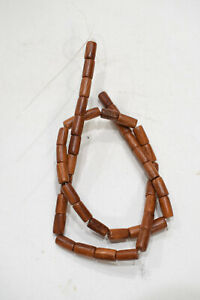 Beads Philippine Palmwood Tubes 5mm