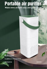 Air Purifier Smoke Remover Humidifier Allergies Pollen Dust Clean Air Cleaner