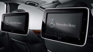 Mercedes OEM Rear Seat Entertainment System-2 Screens 2017 to 2020 E-Class (213)