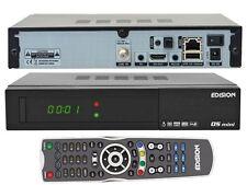 Edision OS mini 1 x DVB-S2 USB LAN Linux HDTV Sat Receiver inkl. HDMI-Kabel 1,5m