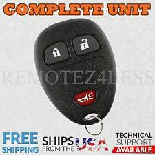 Replacement for Buick Chevy Pontiac Saturn Entry Keyless Remote Car Key Fob 3but