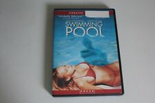Swimming Pool  unrated version   DVD