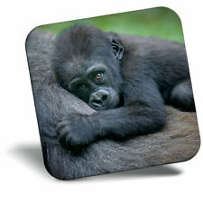 Awesome Fridge Magnet - Awesome Gorilla Baby Animal Cool Gift #3013