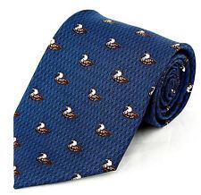 NEW! Lots of Small DUCKS, Duck Hunting, Farm Animal Novelty Necktie 4446-L