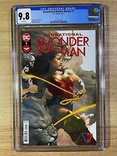 Sensational Wonder Woman #1 (2021 DC Comics) 1st Print CGC 9.8