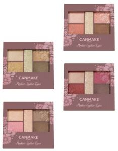 Canmake Perfect Stylist Eyes eyeshadow new color
