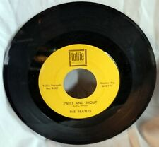 The Beatles Twist and Shout / There's a Place Tollie 9001 VG