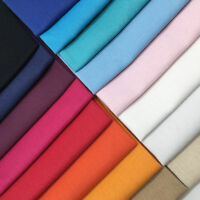 100% Cotton Duck Canvas Fabric Thicken Bag Sewing Clothes Upholstery By the Yard