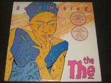 """The The rare '83 UK 1st press LP Soul Mining on EPIC NM + bonus 12"""" Matt Johnson"""